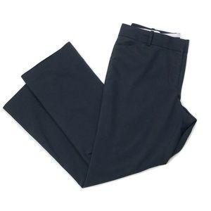 Ann Taylor Charcoal Dark Gray Work Pants Size 12